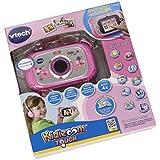 VTech - Cámara, Kidizoom touch, color rosa (3480-145057)