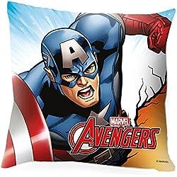 KIDS LICENSING Cojin Capitan America Vengadores Marvel