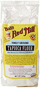 Bob's Red Mill GF Tapioca Flour 500 g (Pack of 2)