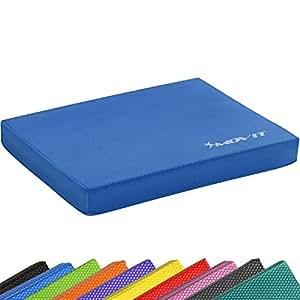 MOVIT Balance Pad »DYNAMIC BASE«, 48x38x5,8cm, blau, 10 Farben, für Balance und Koordinationstraining