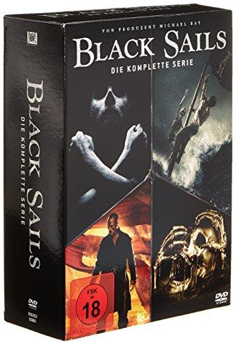 Black Sails - Die komplette Serie (15 Discs)