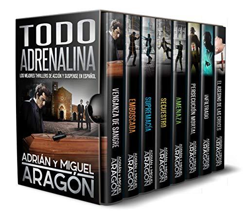 Todo Adrenalina: Los mejores thrillers de acción y suspense en español