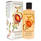 Crabtree & Evelyn Tarocco orange, Eucalyptus und Sage Skin Invigorating Bath und Shower Gel, 1er...