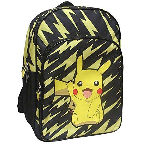 Mochila-Adaptable-Carro-Pokemon-Pikachu-2-Cremalleras-42-CM