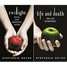 Twilight Tenth Anniversary/Life and Death Dual Edition (Twilight Saga) (English Edition)