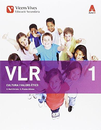 VLR 1 + ANNEX (VALORS ETICS) ESO AULA 3D: 000002 - 9788468236650