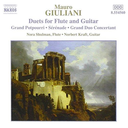 Duette Für Flöte und Gitarre