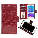 Stardiamond Flip Wallet ID Case Cover For Sony Xperia SP