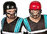 SALE American Football Helm Karneval Fasching rot
