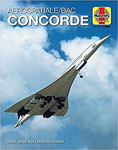 Aerospatiale/Bac Concorde di David Leney
