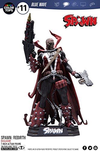 Spawn 99422 Wiedergeburt Hamburger Head Variante Action Figur