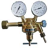 HERCULES Druckminderer Kohlensäure/Helium Druckregler Druckventil