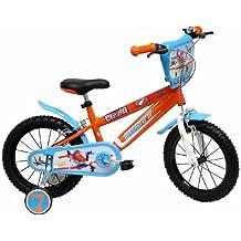 Disney Planes - Bicicleta con ruedines