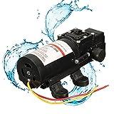 Bluelover Ophir Rv / Marine 12V Dc 60W Nachfrage Süßwasser Membran Selbstansaugende Pumpe Niederdruck