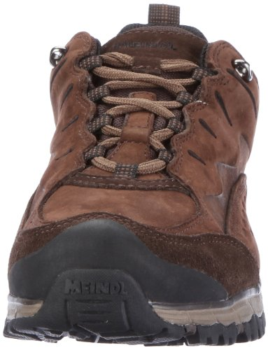 Meindl Barcelona GTX, scarpe sportive Outdoor da uomo Marrone (Braun (dunkelbraun))