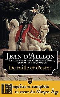 De taille et d'estoc par Jean d'Aillon