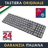 HiQ+ Tastiera Originale per Notebook HP Compaq Presario CQ61 CQ61Z Series - Pavilion G61 Series - Versione Italiana