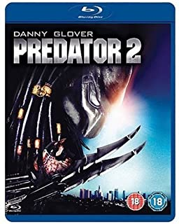 Predator 2 [Blu-ray] [1990] [Region Free] (B001FVKUBW) | Amazon price tracker / tracking, Amazon price history charts, Amazon price watches, Amazon price drop alerts