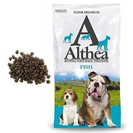 Althea Mare, Cibo Monoproteico per Cani Adulti, Taglia Media/Grande – 15000 gr