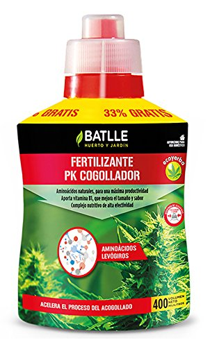 semillas batlle batlle 710564unid sementi, fertilizzante cogollador 400 ml