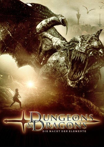 Dungeons and Dragons 2 - Die Macht der - Schwarz Drachen Kostüm