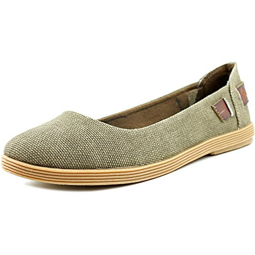 Blowfish Gertrude Donna US 8.5 Marrone Ballerine