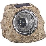 Ranex 5000.154 Rocher Solaire Naxos 3 LEDs