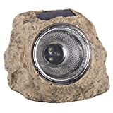 Ranex Naxos Solar LED Light Rock
