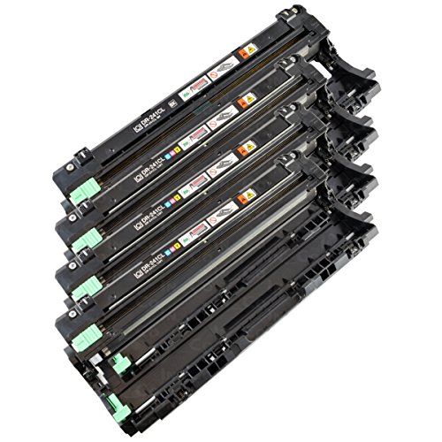 4x-drum-dr241-cmy-bk-for-brother-dcp-9020-9022-9022-cdw-hl-3140-dcp-9020-cdw-hl-3140-cw-3142-cw
