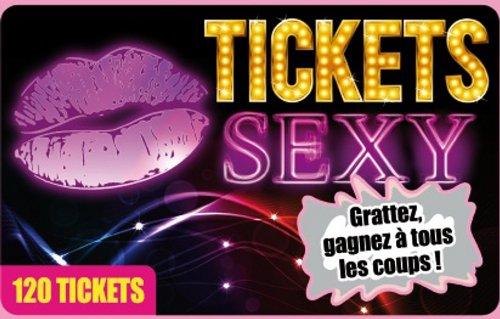 Tickets sexy: 120 tickets à gratter par Edigo
