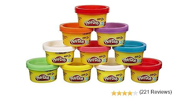 Play-Doh-Classic Colori Assortiti-Nuovo