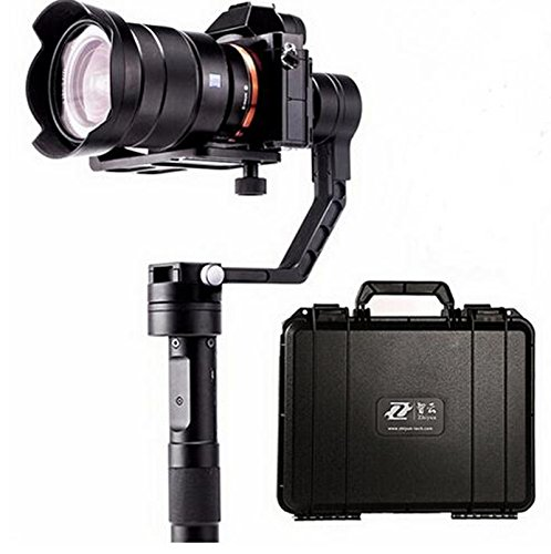 Preisvergleich Produktbild Zhiyun Crane 3 axle Handheld Stabilizer 3-axis gimbal for DSLR Canon Cameras Support 1.8KG