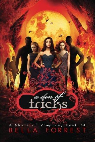 A Shade of Vampire 54: A Den of Tricks: Volume 54