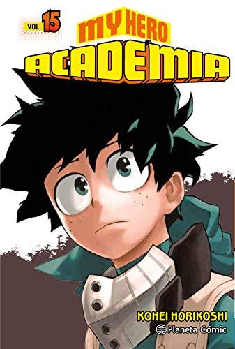My Hero Academia nº 15 (Manga Shonen)