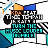 Turn The Music Louder (Rumble) (Radio Edit)