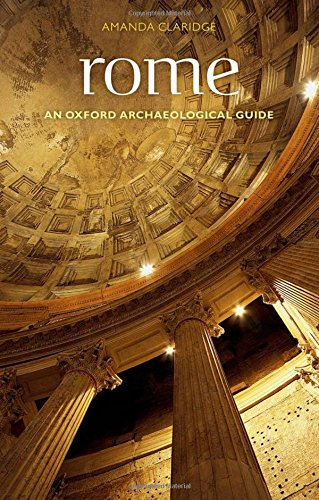 Rome (Oxford Archaeological Guides) por Amanda Claridge