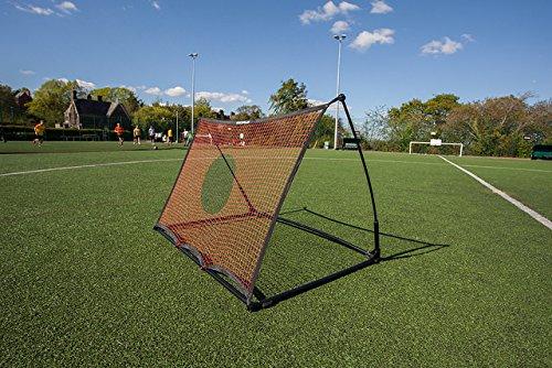 QUICKPLAY Elite Spot Ball-Rebounder 1.5 X 1M| Fußball Rebounder