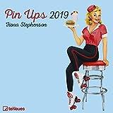2019 Pin Ups Calendar - 30 x 30 cm