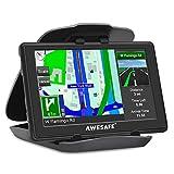GPS de Voiture Navigation Auto 8G LCD 5 Pouce à Ecran Tactile Système de...