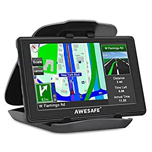 awesafe gps navi navigation pour voiture camion voiture. Black Bedroom Furniture Sets. Home Design Ideas