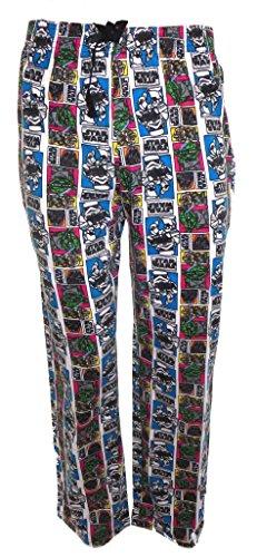 STAR WARS Lounge Pants Storm Trooper Hommes Pantalons de Pyjama Petits