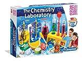 Clementoni 61284 Museum Chemistry Laboratory Science Kit, Multi-Colour