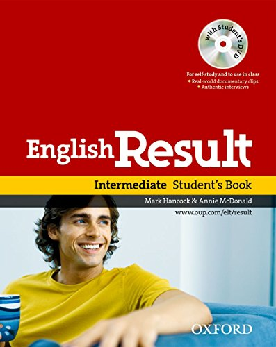 English Result Intermediate. Student's Book DVD Pack