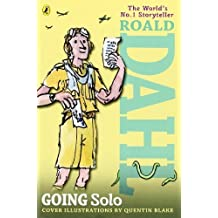 Going Solo by Dahl, Roald (2009) Paperback