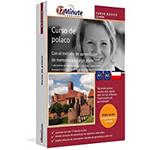Curso de polaco para principiantes (A1/A2): Software compatible con Windows y Linux. Aprende polaco con el método de aprendizaje de memoria a largo plazo