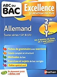 ABC du BAC Excellence Allemand 2de.1re.Term