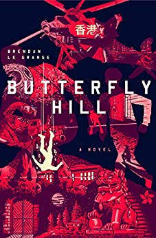 Butterfly Hill (A Matthys Rossouw Pursuit Book 2) (English Edition) par [Le Grange, Brendan]