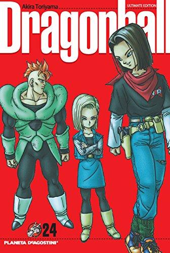 Dragon Ball nº 24/34 (Manga Shonen) por Akira Toriyama