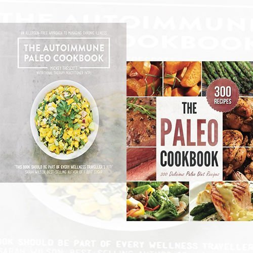 Paleo Cookbook Collection 2 Books Bundle (The Autoimmune Paleo Cookbook: An allergen-free approach to managing chronic illness,The Paleo Cookbook: 300 Delicious Paleo Diet Recipes)