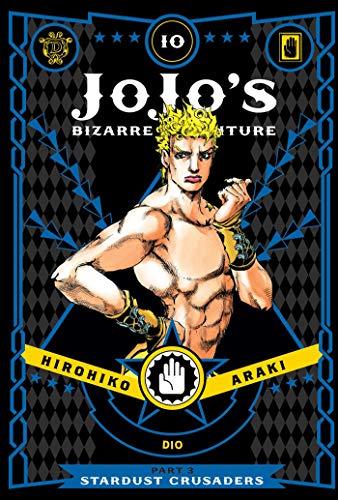 JoJo's Bizarre Adventure: Part 3 Stardust Crusaders, Vol. 10 por Hirohiko Araki